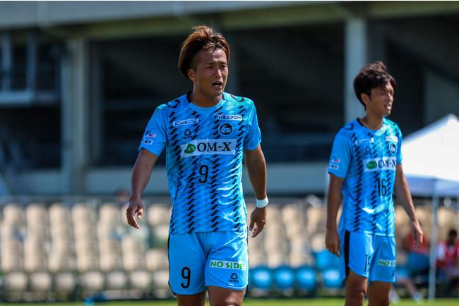 今季リーグ戦初出場でチャンスを演出したFW横野(Photo:辻本翔子)