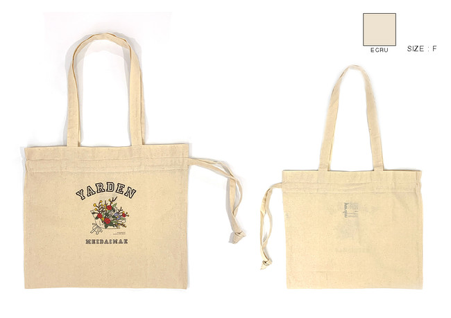 ▲bouquet tote bag_¥2,970(税込)free size