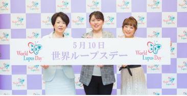 (左から) 村島温子先生、岡村咲さん、CeCeさん