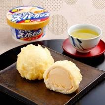 サクひや天ぷらアイス