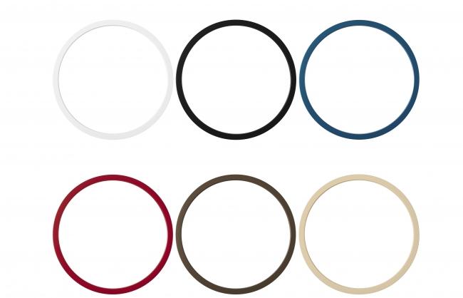 ホワイト/ブラック/ブルー/レッド/ダークブラウン/オーク