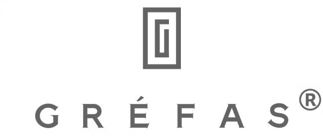 GREFAS(R)のロゴマーク