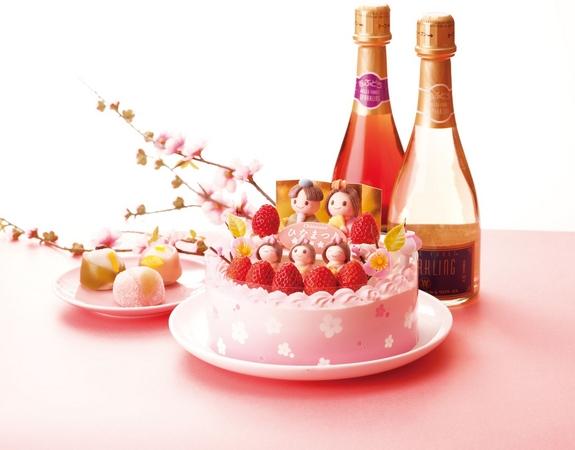シャトレーゼ ひな祭り ケーキ 2020