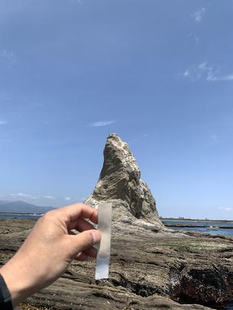 烏帽子岩のカラーハンティング 2021