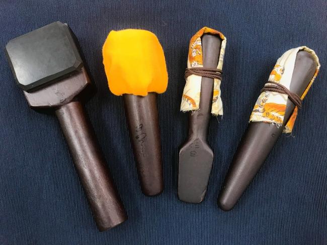 櫻井式トークセンの道具