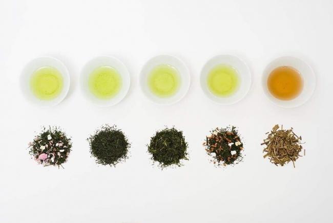 厳選された国産茶葉を使用