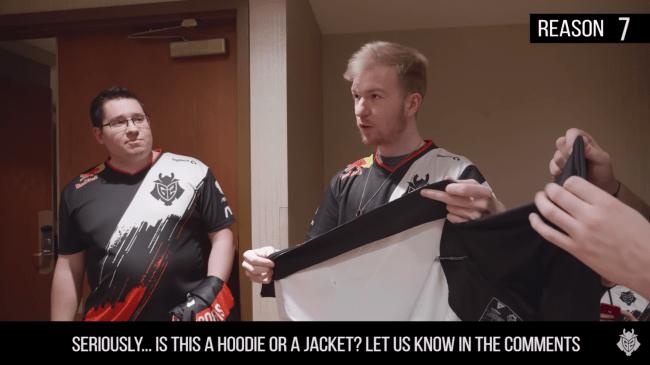 参照)19 Reasons Why We Lost The Six Invitational  Rainbow Six Siege(YouTube)