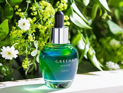 GREEN&セラム