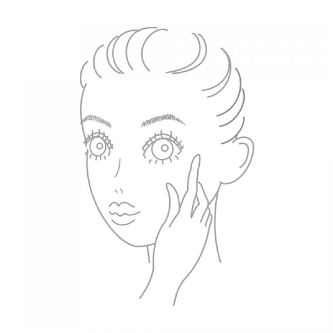 3.気になる部分には重ねづけを。その後化粧水やクリーム等をご使用ください。