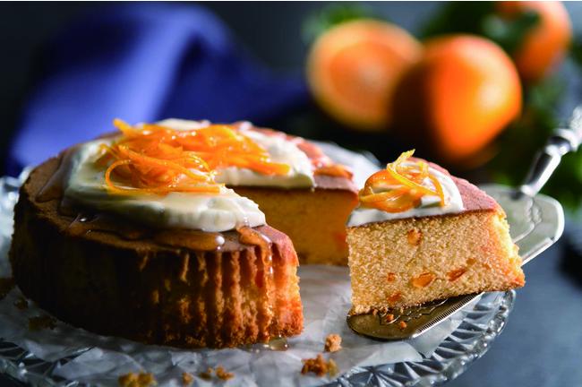 『ラ・ロシェル』オレンジケーキ
