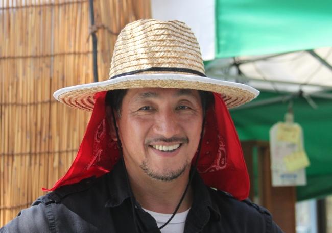 農業生産法人 株式会社 未来農業計画 代表 松田 淳(まつだ あつし)
