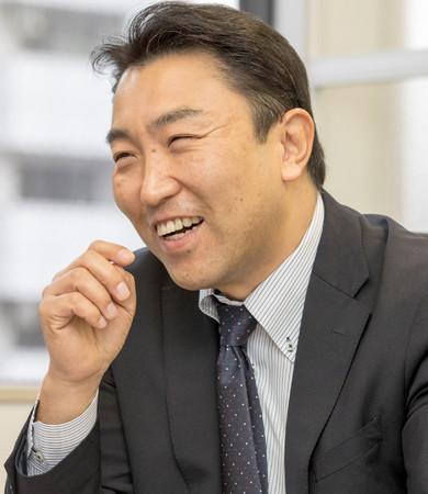 笠松 紀之氏