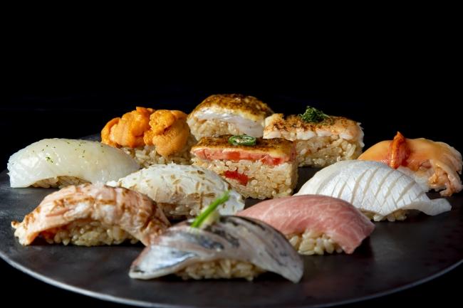 九州寿司 寿司虎 Aburi Sushi TORA