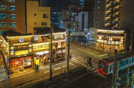 「東京大塚のれん街」