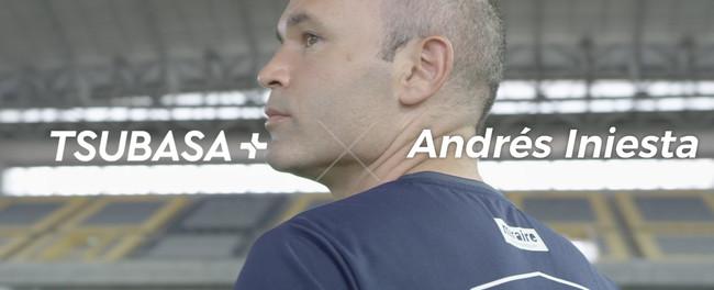 アンドレス イニエスタ選手