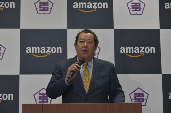 アマゾンジャパン合同会社 社長 ジェフ ハヤシダ