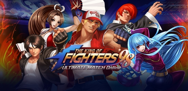 『THE KING OF FIGHTERS '98UM OL for Amazon』がAmazonアプリストアにて配信開始