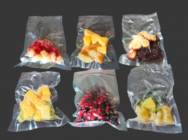 フードメディア(FoodMedia)が提供するSmoothie Kits 商品外観