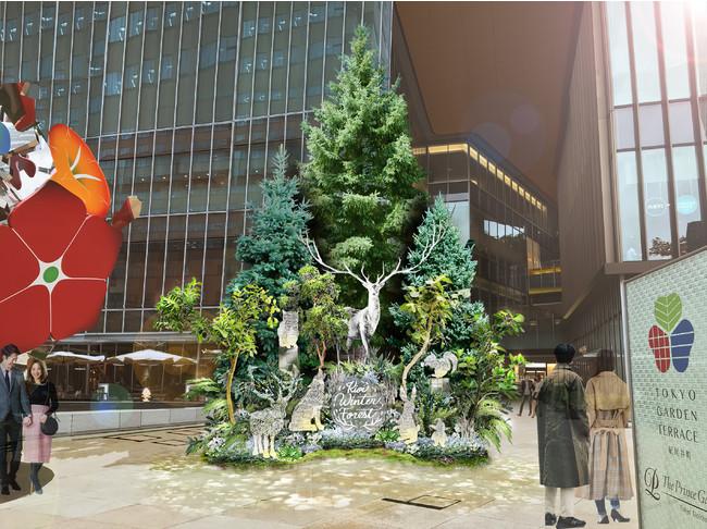 KIOI Forest TREE(昼イメージ)
