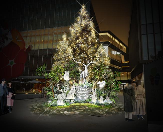 KIOI Forest TREE(夜イメージ)