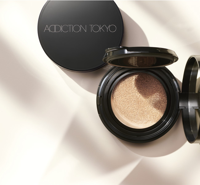 "ADDICTION Base Make-up Collection ""SKIN REFLECT"""