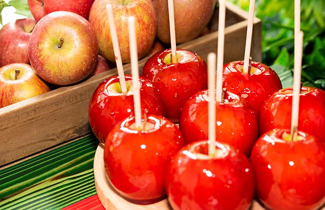これは立派な本格スイーツ!りんご飴専門店『Candy apple』自由が丘に登場!