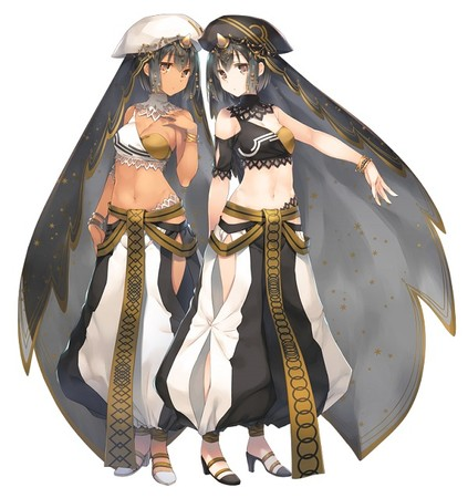※降臨祭限定キャラクター「コトゥア・ツァタリ」(CV:佐倉綾音)