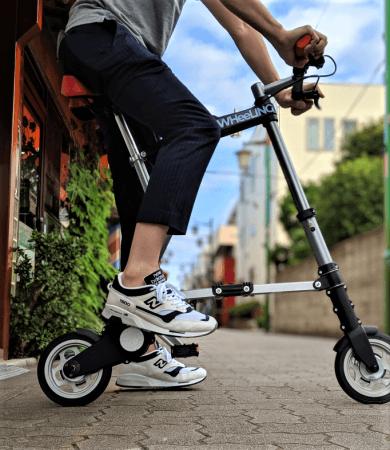 A-bike乗車イメージ