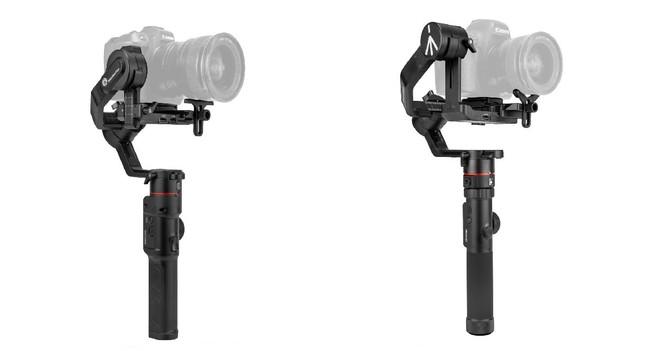 左:Gmbal 220 キット(品番:MVG220) 右:Gmbal 460 キット(品番:MVG460)