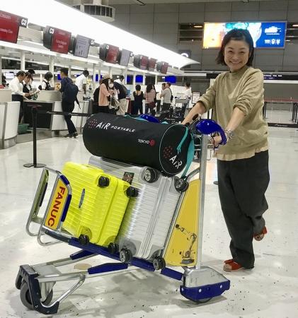 【シトウレイ/ ファッショジャーナリスト】 パリコレ出張での西川AiR体験記