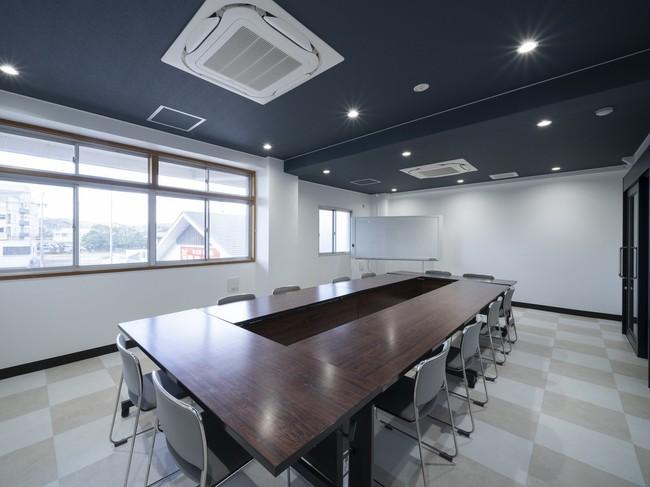 いいオフィスWebアプリ登録者なら月3回まで無料!水平線を見ながら仕事ができるコワーキングスペース「いいオフィス国東by SPOKE NET」がオープン!