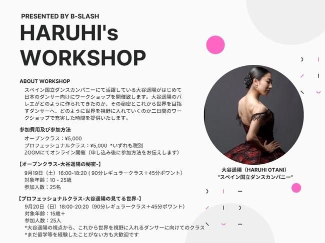 HARUHI WORKSHOP