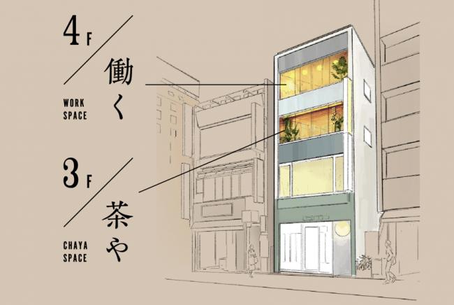 「三軒茶屋のまちを楽しむ人の仕事場」をコンセプトにしたコワーキングスペース「三茶WORK」
