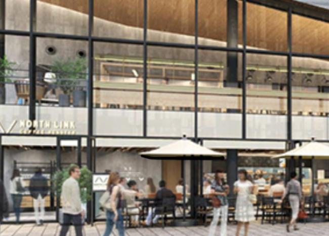 """【今春オープン】札幌の人気カフェ""""MORIHICO.""""から生まれた新ブランド""""NORTH LINK Coffee & Tea""""が関東に進出。立川市の新エリアに。"""