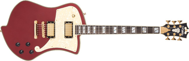 Deluxe Ludlow(R) Limited Edition Matte Wine