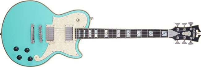 Deluxe Atlantic(R) Limited Edition Matte Surf Green