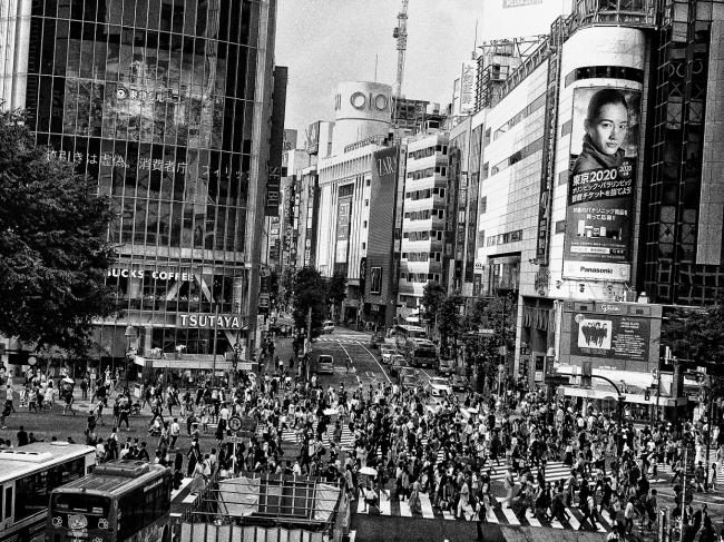 (C) Daido Moriyama photo foundation Courtesy of Akio Nagasawa Gallery