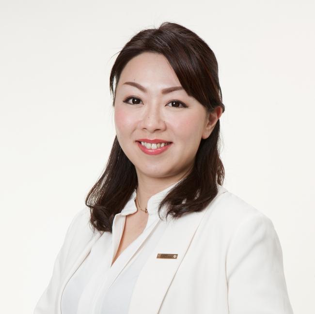 日本化粧品検定協会認定 コスメコンシェルジュインストラクター 梅原彩さん