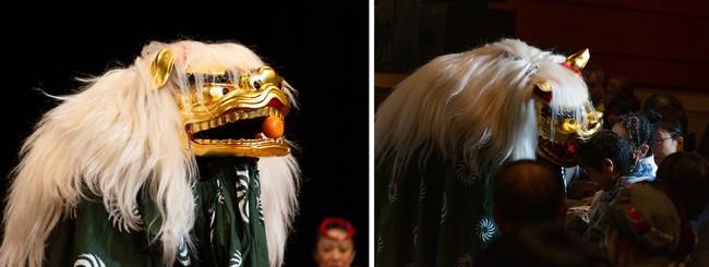 獅子舞イベント ※イメージ
