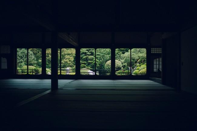 月の庭 ※清水寺公式ホームページより