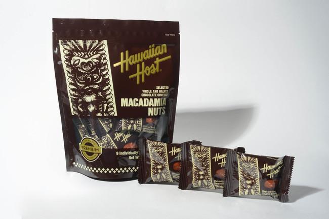 <ハワイアンホースト>1ピースTIKIスタンドアップバッグ(9粒入)1,188円