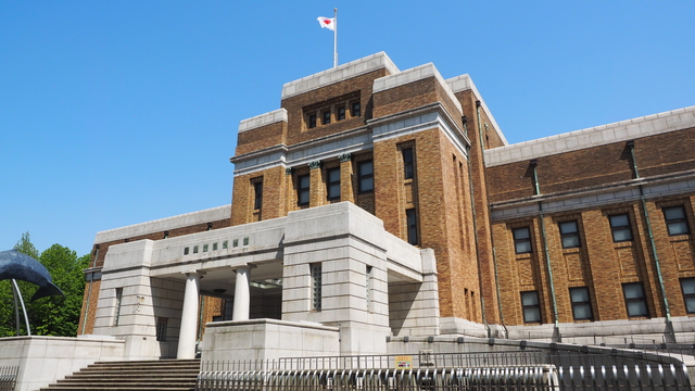 国立科学博物館(上野)