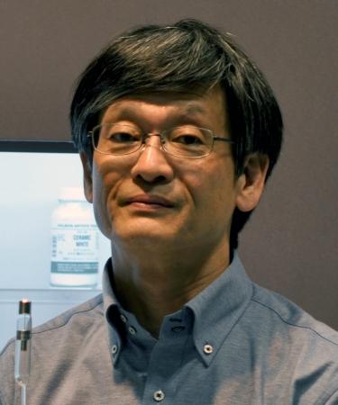国立科学博物館 理工学研究部長 若林文高