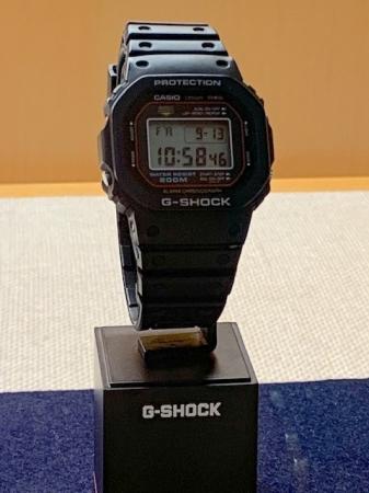 初代 G-SHOCK(カシオ ヘビーデューティースポーツ DW-5000C)
