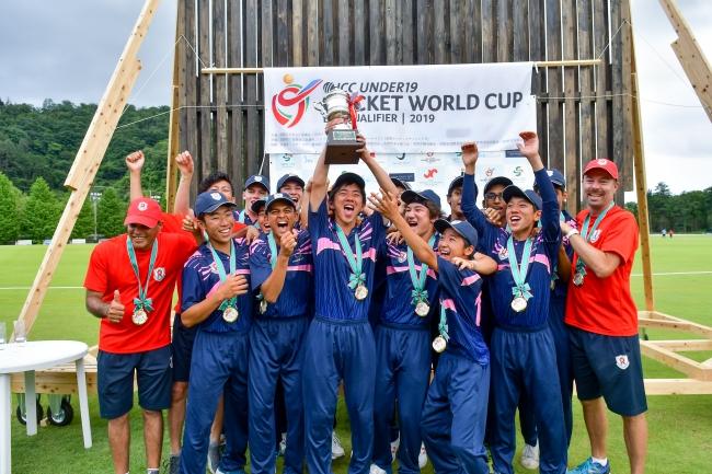 クリケット『U19日本代表ワールドカップ出場祝賀会』レポート