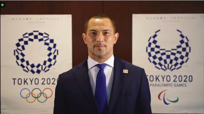 イベントの冒頭、室伏広治スポーツ庁長官がビデオ出演し、本リーグから新たな事業・サービスが創出することへの期待を述べました