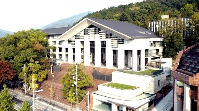 SFAの京都拠点である京都造形芸術大学