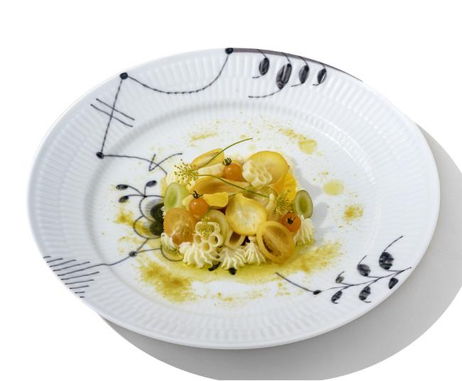 Yellow Tomato Sauce (Cold Pasta)