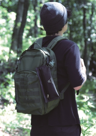 「CLINICA OUTDOOR GEAR」使用イメージ1