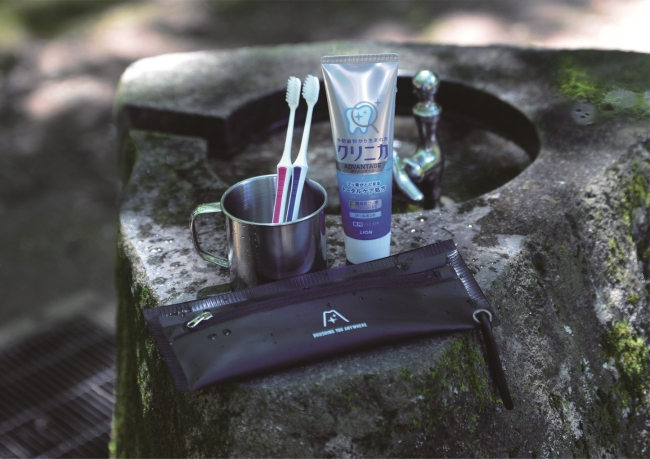 「CLINICA OUTDOOR GEAR」使用イメージ2